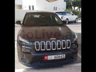 JEEP CHEROKEE SPORT 2015, 43000 KM, WARRANTY UP TO 2020