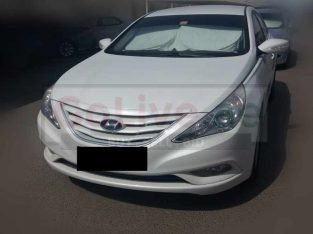 Hyundai Sonata 2013 single owner