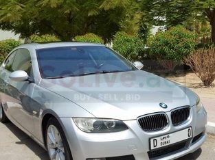 BMW 325 coupe 2009 for sale