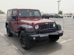 Jeep Wrangler Renegade (auto)