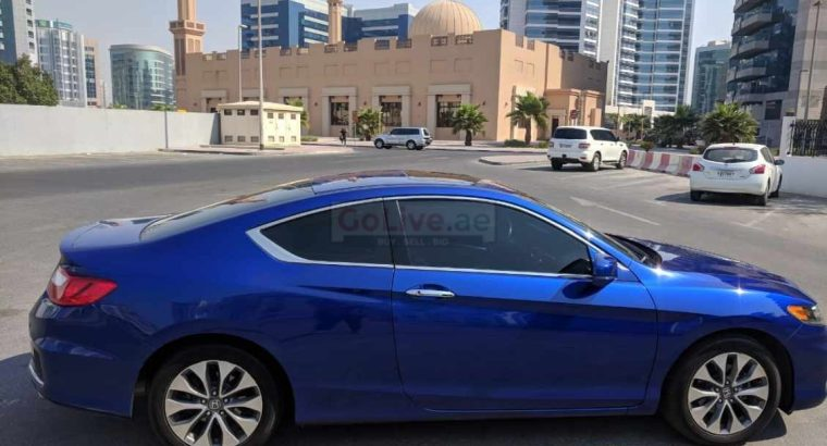 Honda Accord Coupe (Great Condition, Low Mileage)