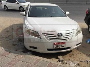 Urgent Sale Toyoto Camry 2009 AED 16000 negotiable