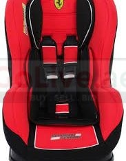 FERRARI Car Seat (0-4) – Urgent Sale as Leaving