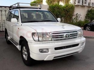 LAND CRUISER 100 GXR 2002 FULL OPTION
