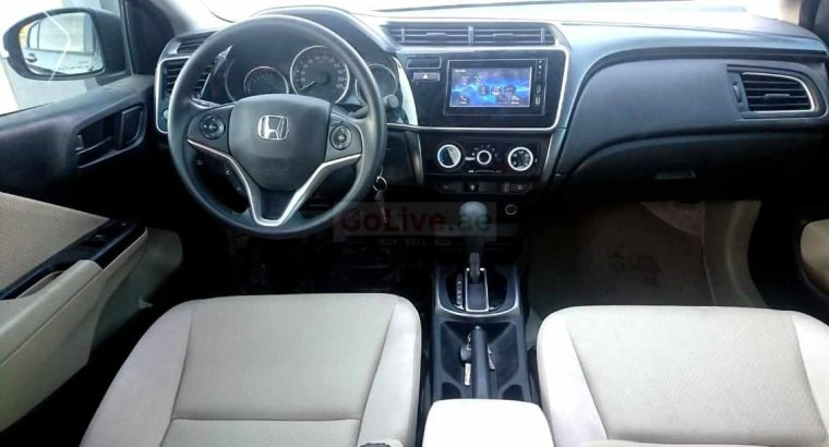 Honda City 2018 Full option, Cruise, DVD, Bluetooth, camera