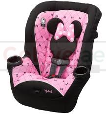 Disney booster car seat