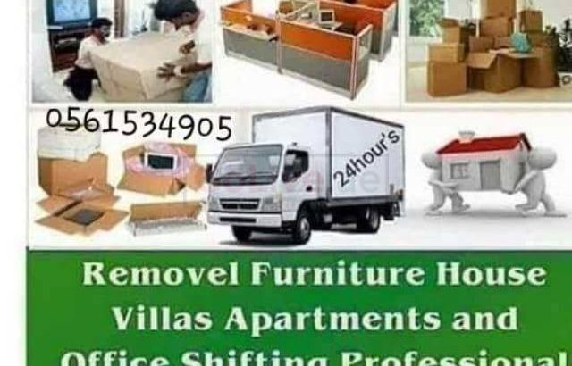 Movers packers in dubai