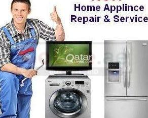 Fridge , Washing machine and Dryer Servicing on Dubai