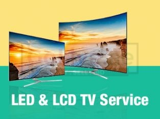 TV led lcd repairing service all over dubai