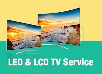 TV led lcd repairing service all over dubai