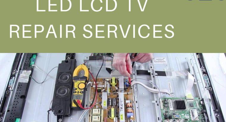 TV LED LCD repairing service