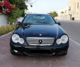MERCEDES BENZ C180 2006,COUPE HATCH BACK,ACCIDENT FREE,136000KM