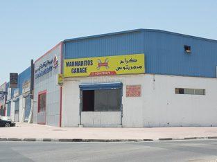 Marmaritos Garage (Dubai Car Repair Service)