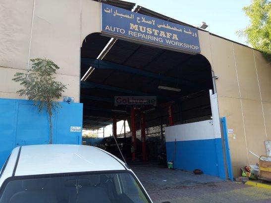 Mustafa Auto Repairing Workshop