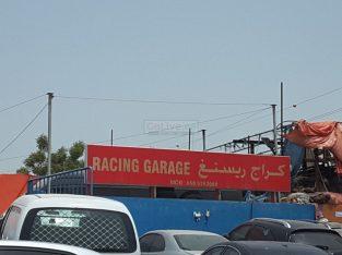 Racing Garage