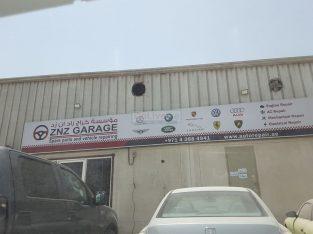 Znz Garage ( Auto Repair Service Dubai )