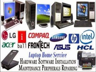 All Laptop,Desktop,mobile, Cctv repair, service