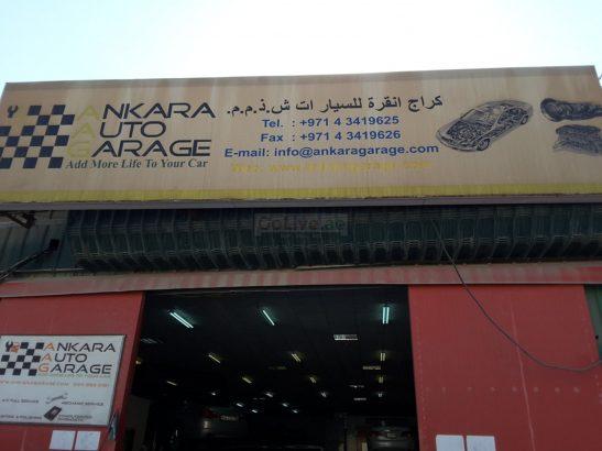 Ankara Auto Garage