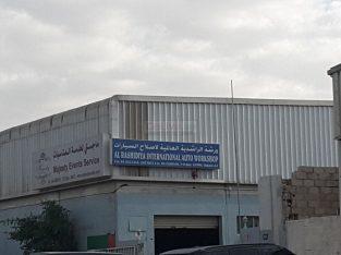 Al Rashidiya International Auto Workshop