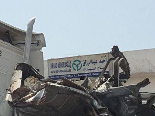 Ahmad Abdulrazak Auto Repairing Garage (Car Fixing Center)