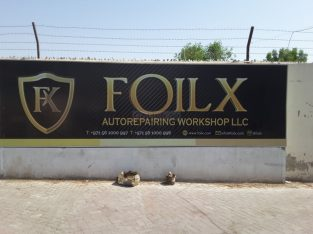 Foilx Auto Repairing Workshop