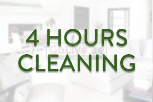 Cleaning is easy for just 99/-