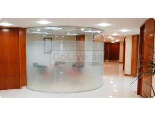 Office Glass Partition in Abu Dhabi , Dubai Sharjah
