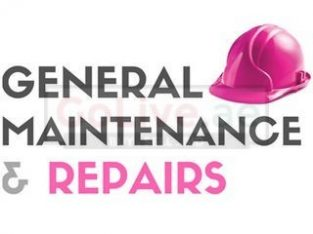 General Maintenance work for Residential/Commercial Building
