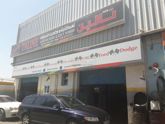Taline Auto Mechanic & Electric Workshop ( Auto garage )