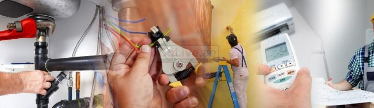 All general maintenance and decorations services