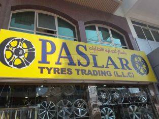 Paslar Tyres Trading