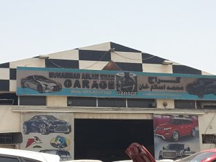 Muhammad Aslam Khan Garage