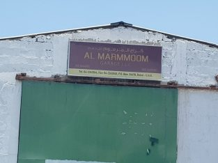 Al Marmoom Garage