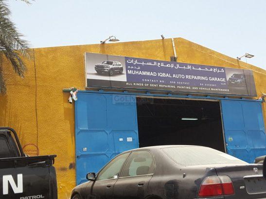 Muhammad Iqbal Auto Repairing Garage