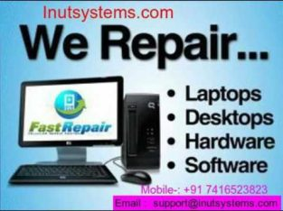 Free Laptop / PC Repair Services