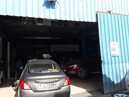 Abdulla Salem Garage