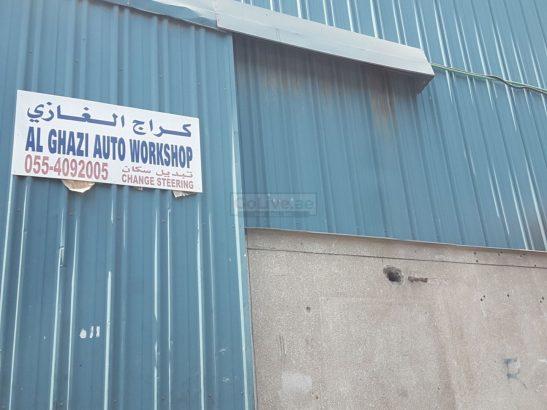 Al Ghazi Auto Repairing