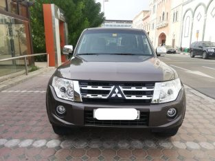 Mitsubishi Pajero 2014 Only 30000 kms, New Battery, Bluetooth, DVDs