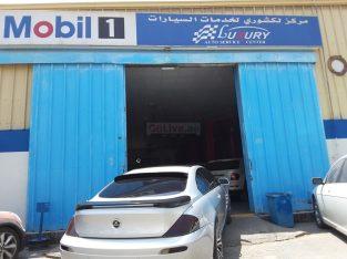 Luxury Auto Services Centre