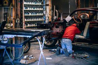 Custom Touch Auto Repairing Workshop