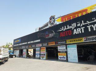 Auto Art Tyres Trading