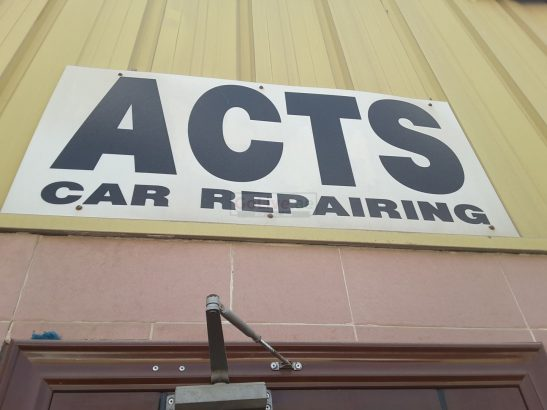 Acts Cars Repairs