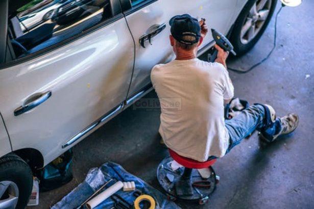 Byblos Car Repairing Workshop