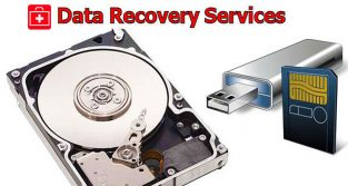 Data recovery from hard disk