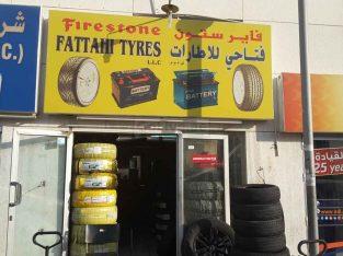Javid Karimi Tyres