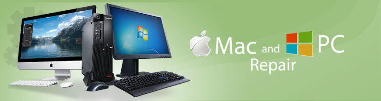 IT maintenance. PC's and MAC's