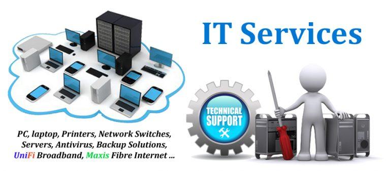 Professional IT Repair Services