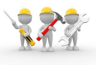 Maintenance work