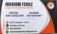 IBRAHIM FEROZ USED AUTO PARTS TR. (Sharjah Used Parts Market)