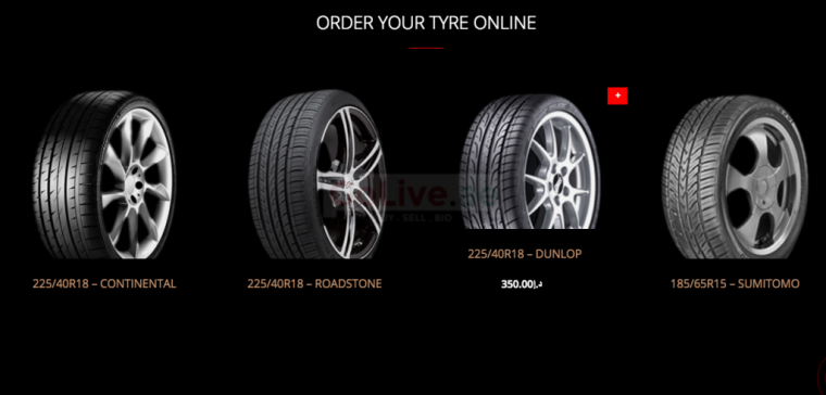 Fix My Tyres Services